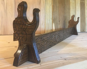 Norse Long Weapon Stand