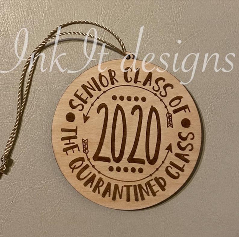 Senior class of 2020 the quarantine class image 0
