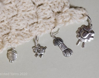 Sheep Stitch Markers Made to Order