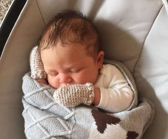 Baby Keine Kratz Handschuhe Kinder Handschuhe Säugling Etsy