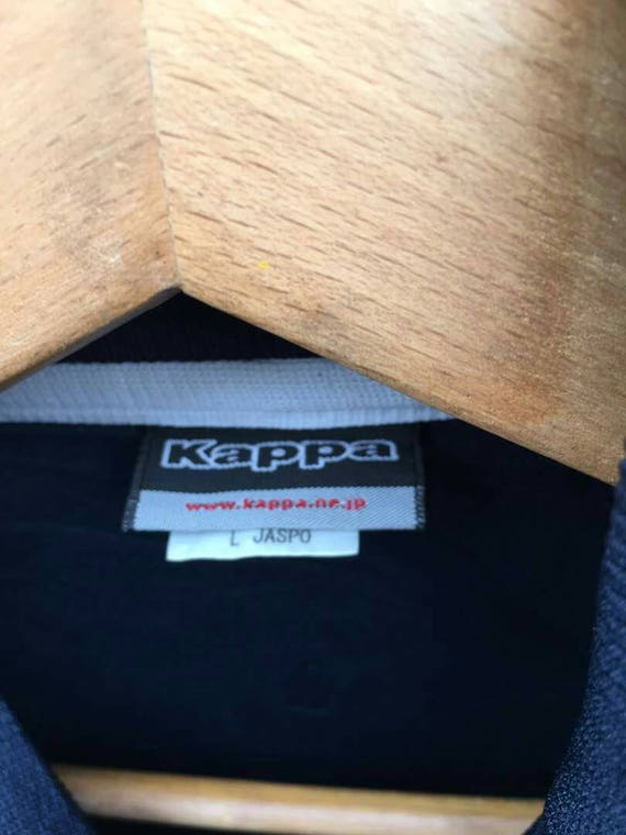 jacket adidas nike kappa kani Vintage track stripe 90s rare champion karl xXCSXYqw7