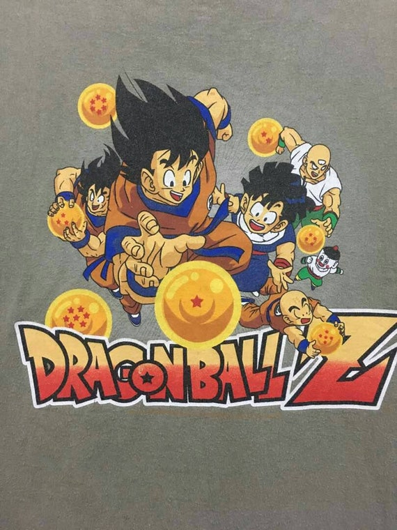 akira t ball in dragon anime ghost japanese Vintage shell carton shirt qaFwEO04
