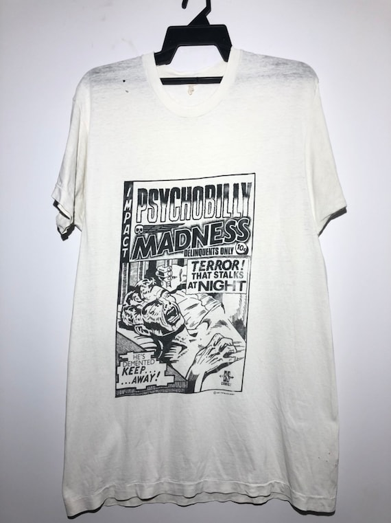 vintage psychobilly madness 90s the black sheep co