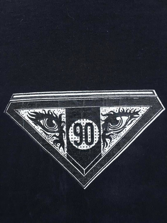 logo skater shirt 90 kevin cruz thrasher skate powell staad Vintage 90s santa design EFqHZwxp