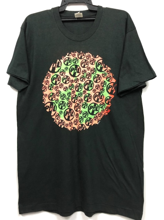 Public Image Pil Vintage 90/'s shirt size S