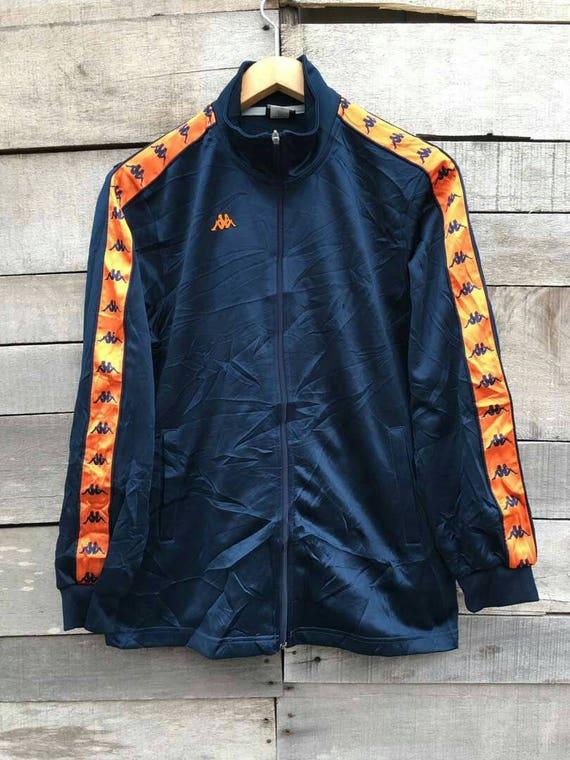 karl 90s jacket Vintage kani champion nike adidas kappa rare track stripe wqzn6tzT