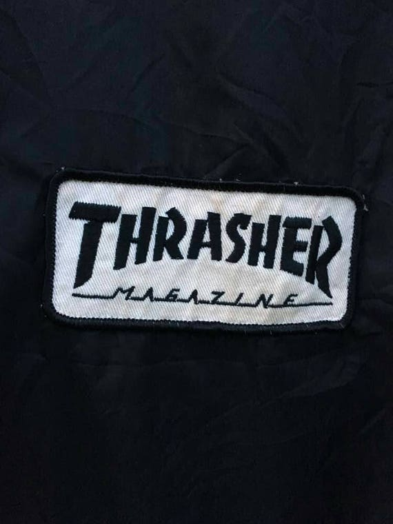 brand x japan 90s Vintage windbreaker skater corefighter thrasher xZ8qngwR0
