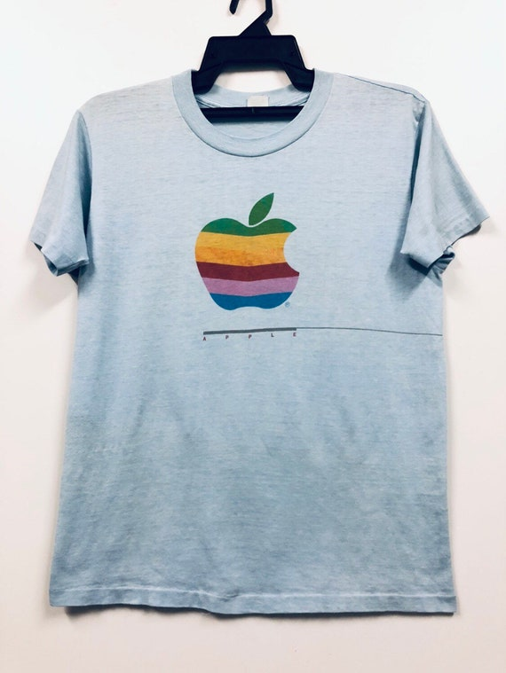 vintage apple rainbow the most personal computer 8