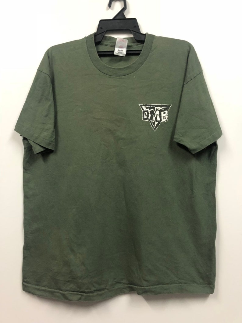 vintage dave matthews band promo t shirt 90s phish  gratiful dead