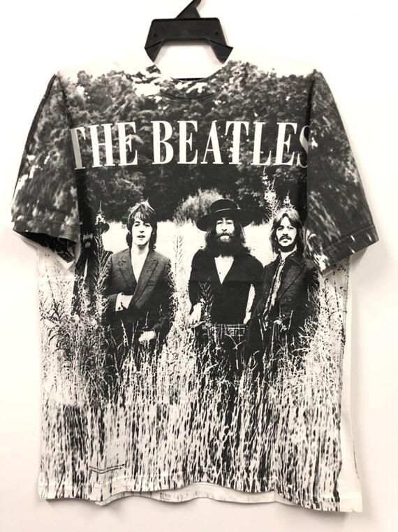 Vintage 90s The Beatles Overprint Apple Corps Ltd