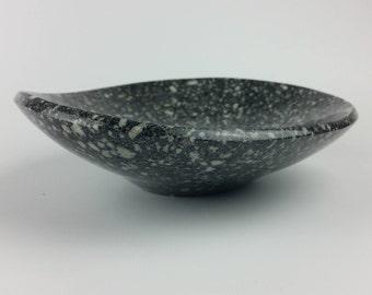Centerpiece Bowl, Stone Bowl, Decorative Bowl, Stone Sculpture