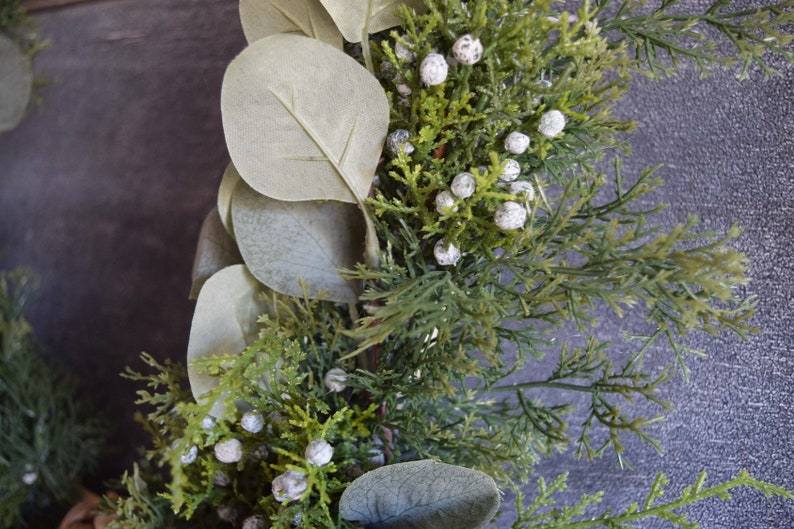 Set of 3 Hoop Wreaths