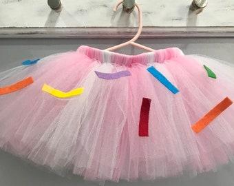 Nuvo Pink Tutu Sequins ConfettiPure Sheen Confettipink confettifoil confetticircles confettishaker cardsshaker confetticard confetti