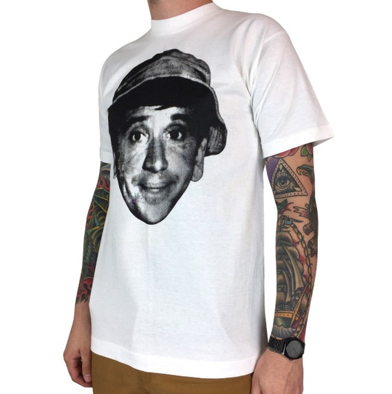 Rare Deadstock Vintage 90s Gilligans Island Gilligan Bob Denver tv television promo single stitch graphic tee t-shirt shirt - Size M