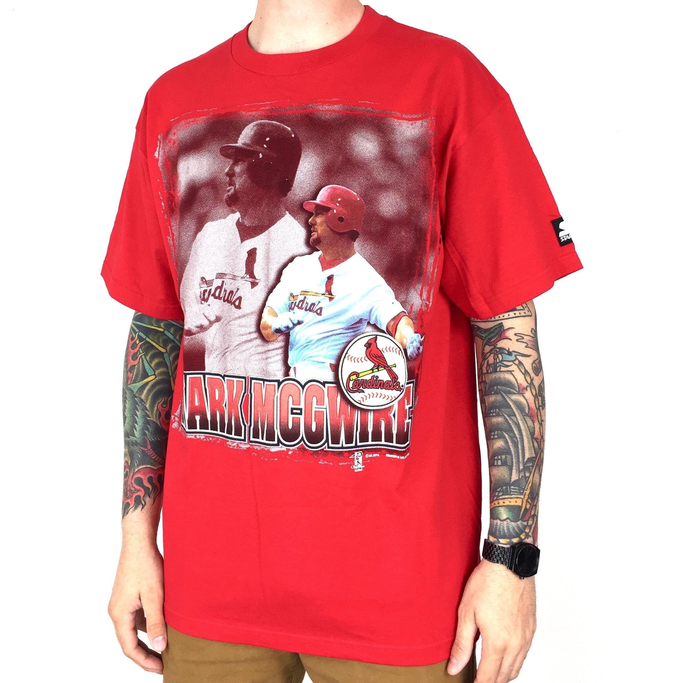 c7fdf830 Deadstock NWT Vintage 90s 1997 97 Starter MLB St Louis Cardinals ...