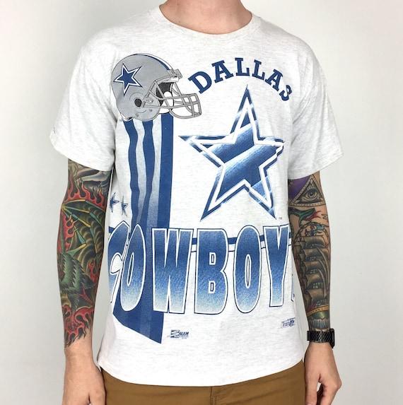 Vintage 90s 1992 92 NFL Dallas Cowboys Salem Sportswear all  cb1d94a33