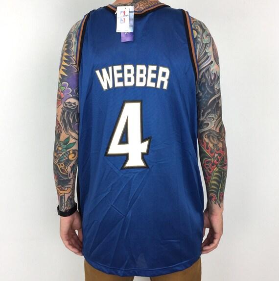 41a04917f Rare Deadstock NWT Vintage 90s Champion NBA Washington Wizards