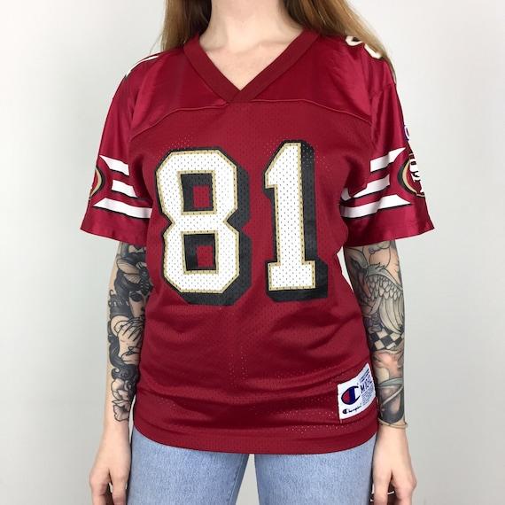 Vintage 90s Champion NFL San Francisco 49ers Forty Niners  6f8626e37