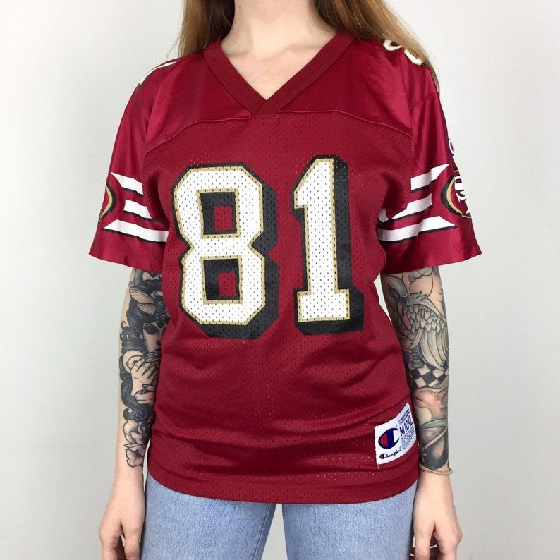 25adde714 Vintage 90s Champion NFL San Francisco 49ers Forty Niners