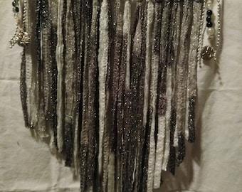 Beautiful Yarn wall hanging