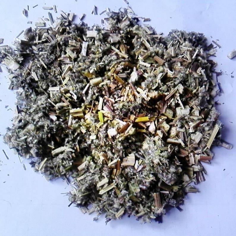 Mugwort - tea herbalism spellery witchcraft incense pagan shaman druid  witch wiccan smudge sacrament