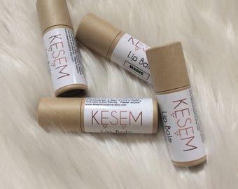 Sans parfum baume à lèvres / Vegan, 100 % naturels, biologiques, aromathérapie