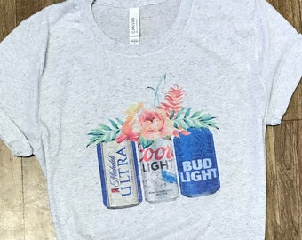 424fc111a7ae0 Beer babe - beer shirt - coors - graphic tee - country girl - rodeo tee -  western fashion - rodeo graphic tee - western - cowgirl style