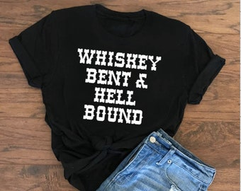 7405eb9c843 Rodeo Tee - Western Graphic Tee - Whiskey Bent - Country Quote - Rodeo  Fashion - Western Fashion - Punchy - Turquoise - Boutique Fashion