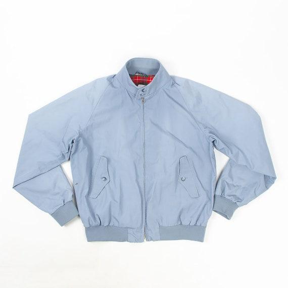 Vintage Baracuta G9 harrington jacket L BLUE