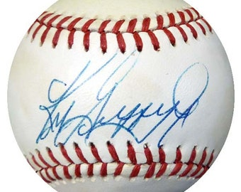Ken Griffey Jr. Seattle Mariners Autographed Signed Official AL Baseball BECKETT