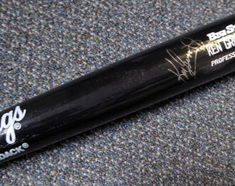 Ken Griffey Jr. Seattle Mariners Autographed Signed Rawlings Baseball Bat PSA