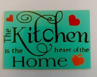 Kitchen magnet