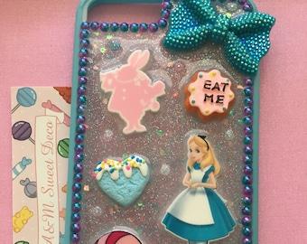 iPhone 7+ Alice in Wonderland Case