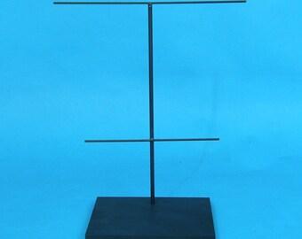 "Dagger, Knife, Pre Columbian Celt, Figurine, Artifact, African Mask Display Stand, Holder, TA2-12, 12""H"