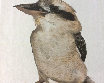 Kookaburra Teatowel