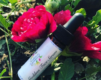 Goddess Face Serum- Organic Face Oil