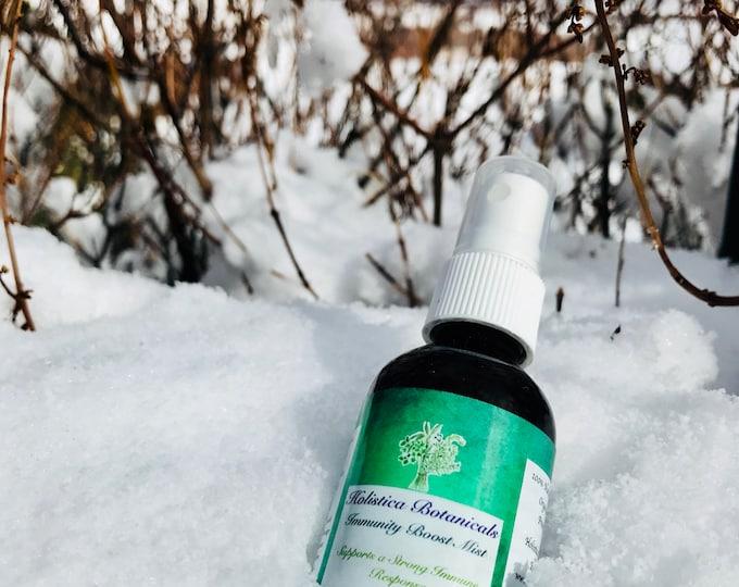 Aromatherapy Mist- Immunity Boost