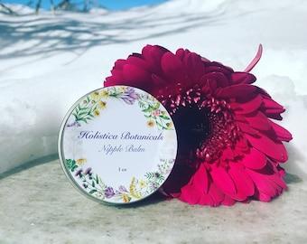 Nipple Balm- Breastfeeding balm, herbal calendula salve