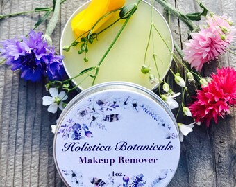 Makeup Remover- Organic & Chemical Free, Mascara remover