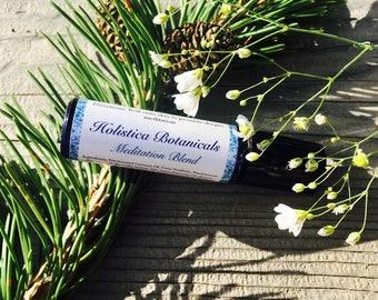 Meditation Blend Roller- Essential Oil blend, Chakra balancing