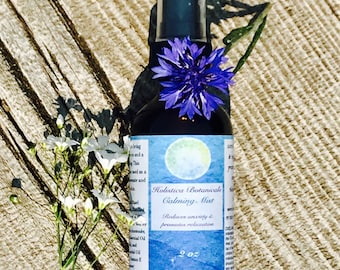 Calming Aromatherapy Mist- Natural anxiety relief/ Hair Perfume/ Room Spray