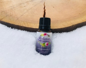 Organic Lavender Essential oil- Pure Essential Oil, Therapeutic grade, Anxiety relief