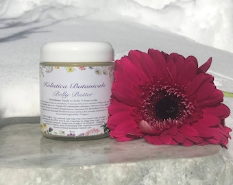 Belly Butter- Stretch marks, Organic body butter, Whipped shea butter, Pure Essential oils