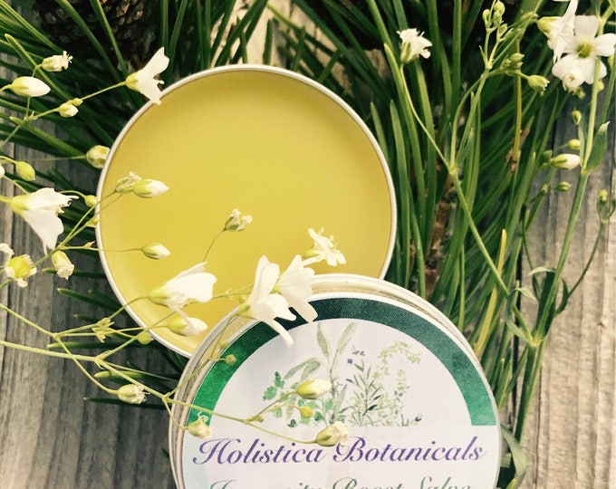 Immunity Boost Salve- Get well gift, Pure Essential Oils