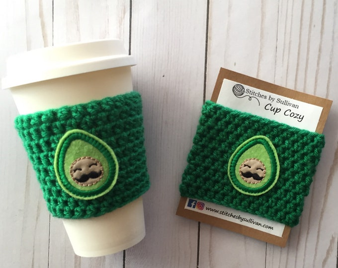 Guac Lovers Cup Cozy