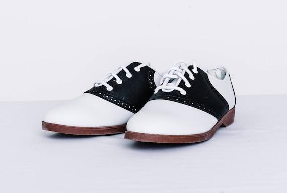 Saddle Shoes \u0026 Oxfords Black and White