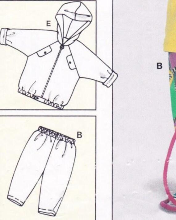 Schnittmuster für Kinder Hoodie Nähen Muster Kleinkind Jungen | Etsy