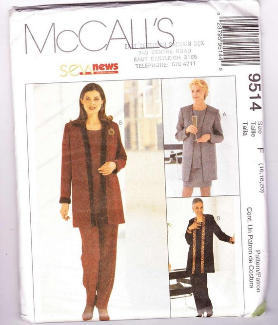 Free UK P/&P M... Style Arc Ladies Easy Sewing Pattern Laura Knit Leggings
