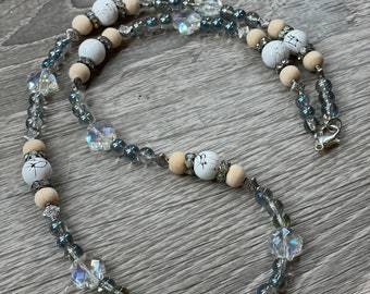 Beaded Necklace | Pretty Necklace | Handmade Necklace