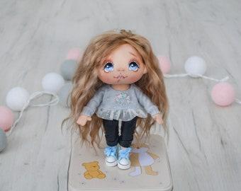 Handmadedoll, Doll, Interiordoll, Art, Decor, Babydoll, Textiledoll, Handmade, Clothdoll,Nurserydoll, Reborndolls, Babydoll, Artdoll, Dolls